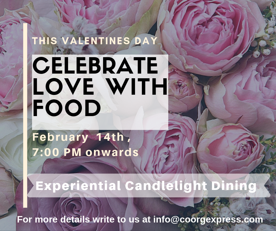 Experiential Kodava Candlelight Dining